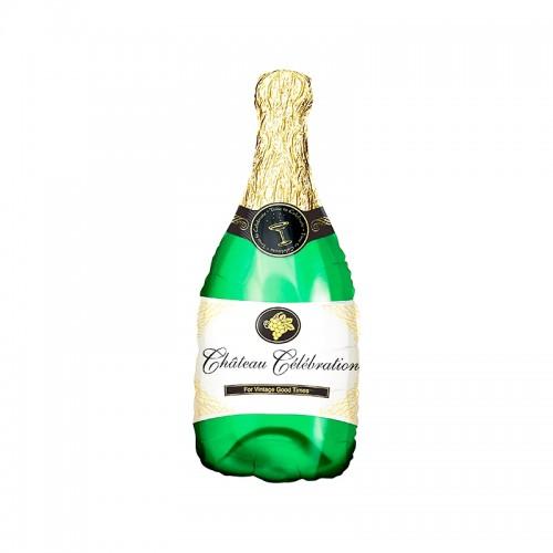 Globo Champagne verde