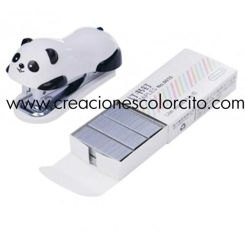 Grapadora panda