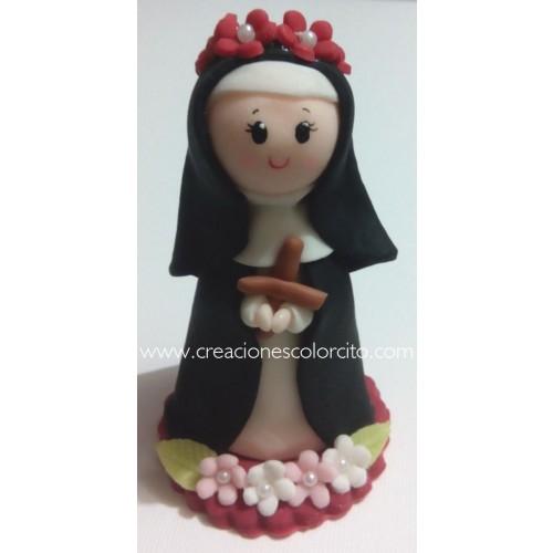 Santa Rosa de Lima (ceramica)