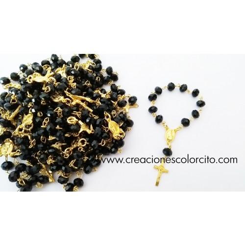 Denario cristal (black)