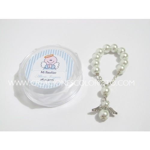 Denario perla (blanco)