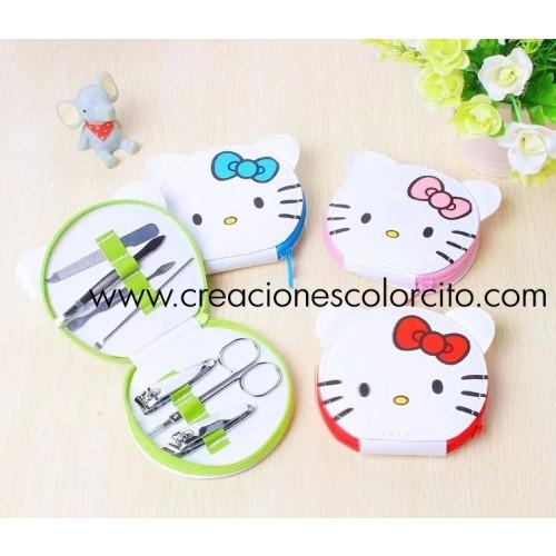 Set manicure Hello Kitty
